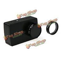 Уф CPL линзы защитный круговой поляризатор фильтр для Xiaomi Yi II 2 4k спортивная камера