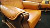 Классическое кожаное кресло - CEZAR II (105 см), фото 3