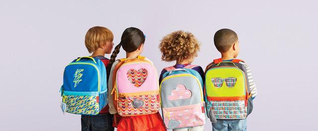 Детские рюкзачки