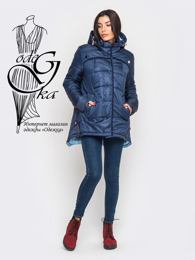 Фото-2 Женской зимней куртки парки Лада-2