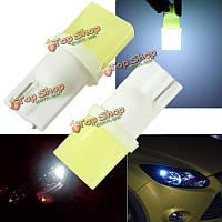 T10 W5w 501 клиновая початка LED SMD интерьер автомобиля тире сторона номер лицензии свет