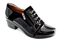 Женские туфли лаковые р 41-44
