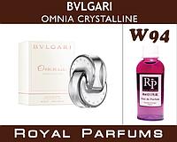 Духи Royal Parfums (рояль парфумс) Bvlgari «Omnia Crystalline» (Булгари Омния Кристаллин) 100 мл