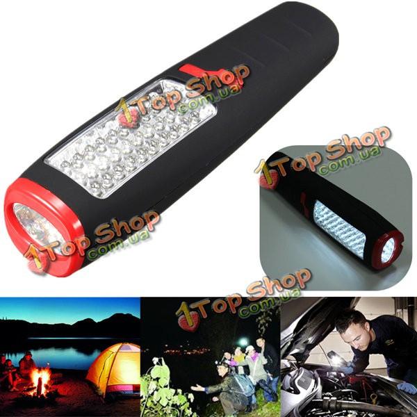 37 LED подвесной светильник осмотр работа легкой руки факел магнитное для автомобиля кемпинга - ➊TopShop ➠ Товары из Китая с бесплатной доставкой в Украину! в Киеве