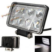 24w LED рабочее освещение работы лампы пятно луча для грузовика джипа внедорожном внедорожнике