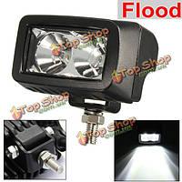 10Вт LED фара дальнего света бар рабочий свет для 4wd 4x4 ATV Offroad сув