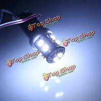 Ba9s белый Ксеноновые привет-власть LED Свет лампы автомобиля автофургон 12 В постоянного тока лампы