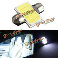 31мм 12v 3w LED початка гирлянда купол интерьера лампы автомобиля чтение карты лампочка