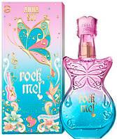 Anna Sui Rock Me! Summer of Love 30ml  женская туалетная вода (оригинал)
