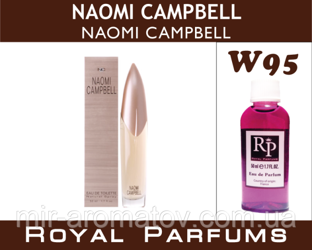 Женские духи на разлив Royal Parfums  Naomi Campbell « Naomi Campbell»  №95    35мл