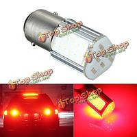 12v красный 1157 четыре глыбы LED тормозят автомобильную лампу лампочки заднего фонаря сигнала поворота
