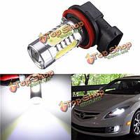 Ксенон белый H11 початка высокой мощности LED лампы для вождения автомобиля противотуманных фар