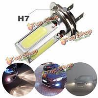 H7 початка LED белый автомобиль противотуманных фар колбы лампы дневного света супер высокой мощности 20Вт