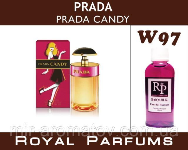 Женские духи на разлив Royal Parfums  Prada «Candy»   №97  35 мл