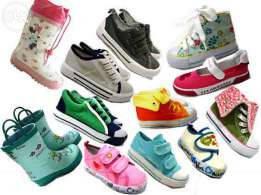 Обувь для девочек весна-осень