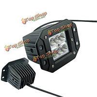 18w 1440lm 6000K IP67 LED рабочий свет прожектора конденсатор прожектор для транспортного средства Сув АТВ ovovs