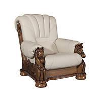 Кресло с резьбой MUSTANG (100 см)