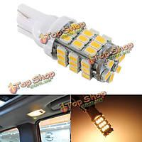 T10 42 LED 1206SMD теплый белый 12V DC LED загорается лампочки резервного копирования обратного автомобиля