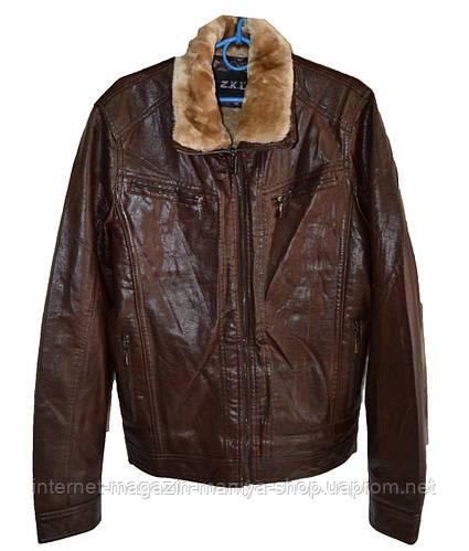 Куртка мужская зима