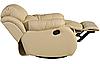 Кожаное кресло с реклайнером REGLAINER (100 см), фото 2