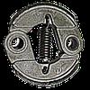 Сцепление для мотокосы 40 алюминиевое Мотор Сич