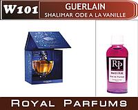 Духи Royal Parfums (рояль парфумс) Guerlain «Shalimar Ode a la Vanille» (Герлен «Шалимар од ля Ваниль») 100 мл