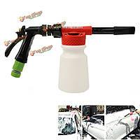 2в1 машину очистки пены пистолет мытья Foamaster пистолет водяной распылитель мыло шампунь