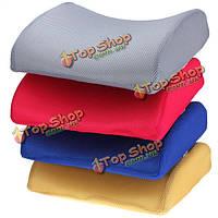 Ортопедический бандаж для поясницы подушка для офисного кресла автокресло