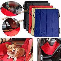 Домашняя кошка собаку задняя крышка сиденье автомобиля гамак протектор коврик одеяло водонепроницаемый путешествия