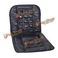Кожаной спинкой переднего сиденья крышка валика стула массажа для авто