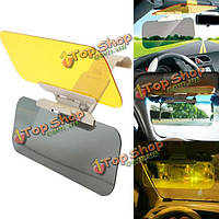 Анти-блики ослепительно goggle день&ночного видения вождения зеркало солнцезащитные козырек