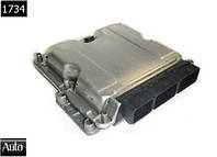 Электронный блок управления (ЭБУ) Mitsubishi Carisma 1.9 DID 00-06г (F9Q1)
