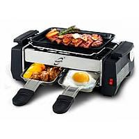 Гриль-барбекю электрический (шашлычица) Electric and Barbecue Grill