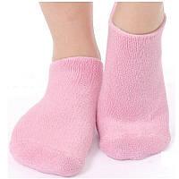 Увлажняющие гелевые носки с фитоколлагеном SPA