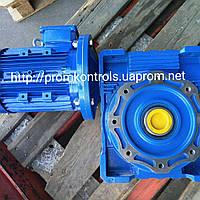 Мотор-редукторы NMRV-130-80 червячные с электродвигателем