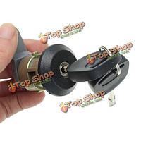 Машина lockcraft замка двери 2 ключа для FORD FIESTA 1995-2002 1996-2008 ка курьера эскорта
