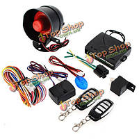 Безопасности Иммобилайзер система бесключевого доступа в салон сирена-2 пульта дистанционного управления