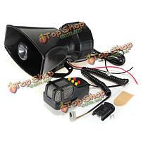 50Вт 12v 5sounds автомобиль грузовой фургон спикер громко сирена рог с микрофоном 105 дБ
