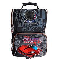 Красивый рюкзак для школьников. Высокое качество. Стильный дизайн. Яркий принт. Ортопедический. Код: КДН528