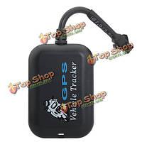 Автомобиль мотоцикл GSM GPRS автомобиль трекер сигнализация по СМС прислали