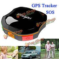 Заря водонепроницаемый мини GPS трекер автомобиля система слежения для малышей старейшин