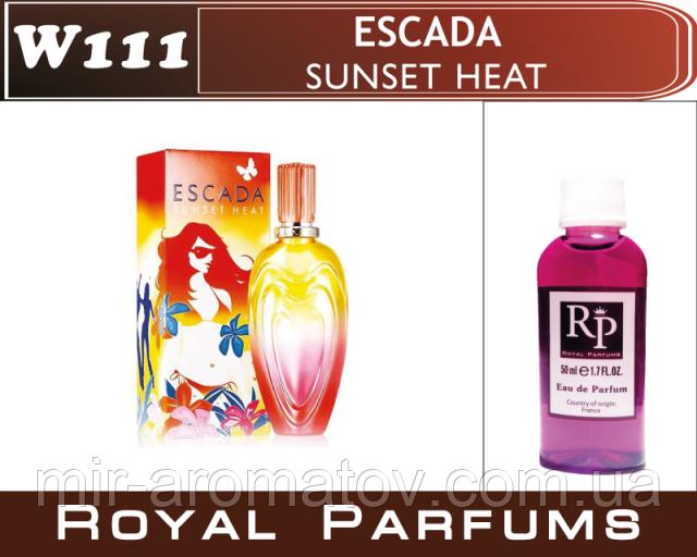 №111 Женские духи на разлив Royal Parfums  Escada Sunset Heat     100 мл