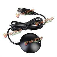 Бу-353s4 для SiRF звезды IV водонепроницаемый приемник GPS-приемник USB-порт