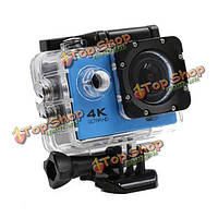 H9k действие камеры Wi-Fi спорт 4k 24fps 2k 30fps ультра экстральный HD 2-дюйма LCD  HDMI