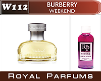 №112Женские духи на разлив Royal Parfums  Burberry (Weekend)  №112 100 мл