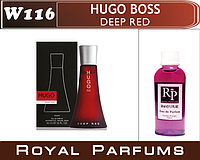 Духи Royal Parfums (рояль парфумс) Hugo Boss (Deep Red) 100 мл