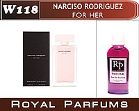 Духи Royal Parfums (рояль парфумс) Narciso Rodriguez( For her) 100 мл