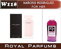 Женские духи на разлив Royal Parfums Narciso Rodriguez( For her) №118  35мл +ПОДАРОК