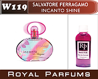 Духи Royal Parfums (рояль парфумс) Salvatore Ferragamo (Incanto Shine) 35 мл №119