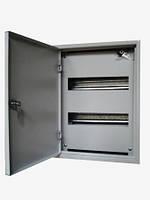 Щит металлический накладной на 24 модуля ИЭК